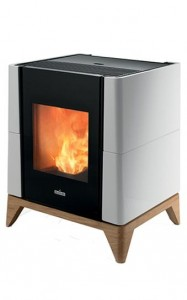 Aria Natural Convection Pellet Stove
