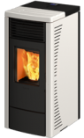R 70 Forced Convection Pellet Stove