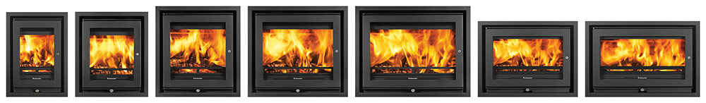 Jetmasters powerful PureBurn Technology is the engine that drives our stoves