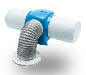 The cure to condensation, damp and mould,