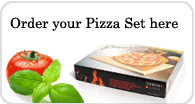 The original Tonwerk refractory pizza brick converts your electric or gas oven into stone oven