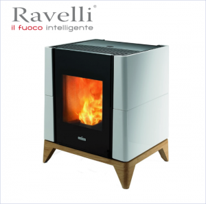 Ravelli wood pellet stoves