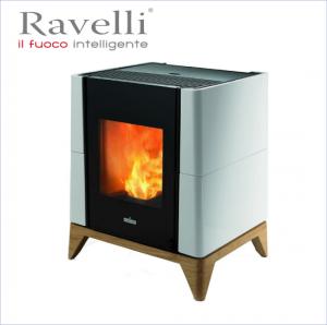Ravelli wood pellet stoves