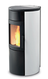 Natural 7 Natural Convection Pellet Stove