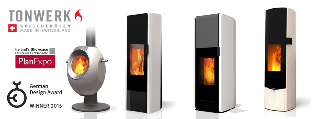 Tonwerk wood storage stoves