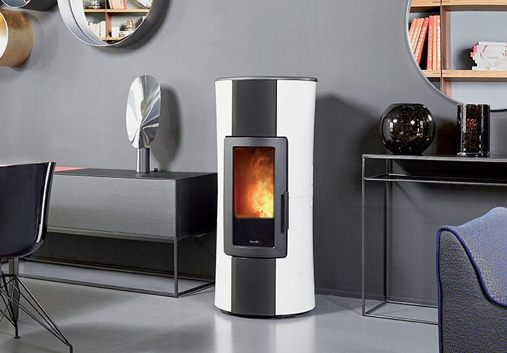 Ravelli Flow – bringing warmed air through your home