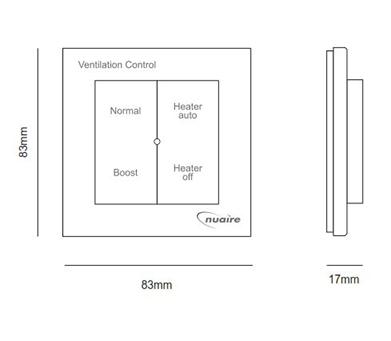 Drimaster-eco-4s Dimensions