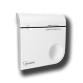 The DRI-ECO-CO2 is an optional, remote sensor
