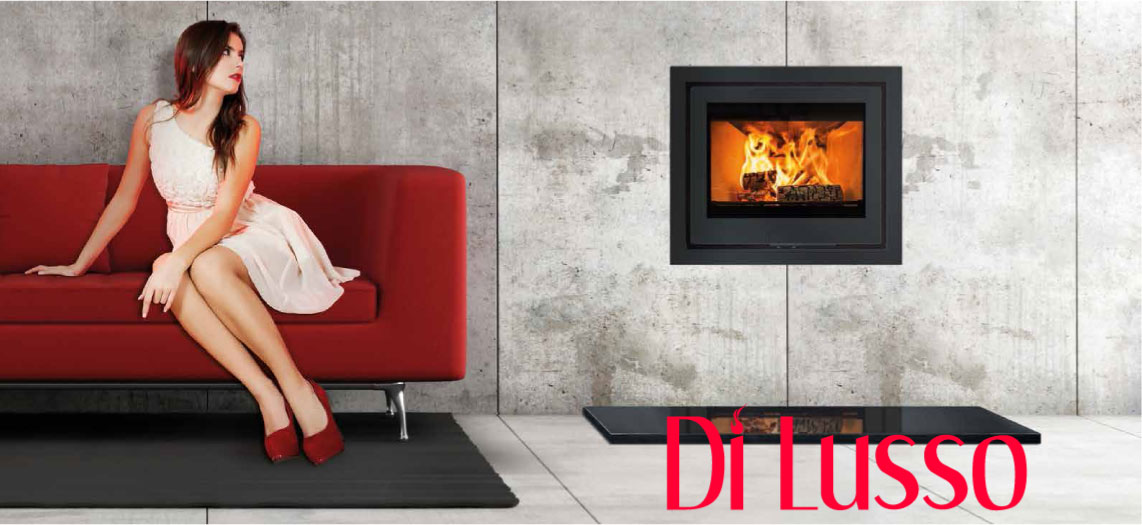 Di Lusso wood burning stoves