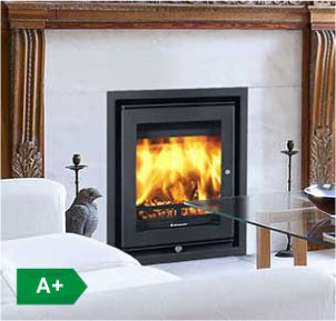 Jetmaster wood burning insert stoves