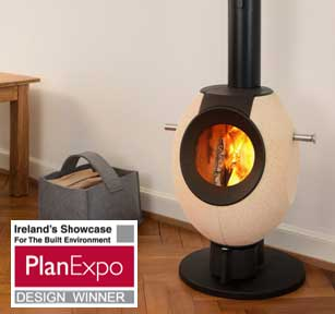 Tonwek mansonary wood burning storage stoves