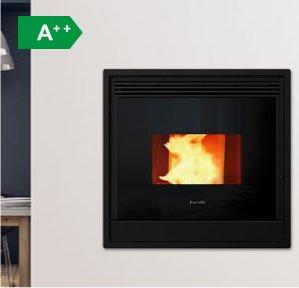 RBH 150V Boiler insert wood pellet stove